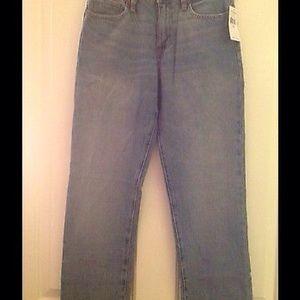 🆕Boys RaPLH LauReN Denim Jeans ~ 18 Slim ~ NWT